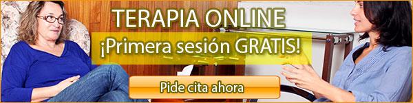 ¡Terapia Online - Primera Sesión GRATIS!