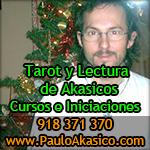 Tarot y Lectura de Akasicos. Cursos e iniciaciones.