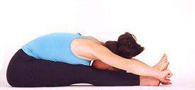 Estiramiento Yoga 003