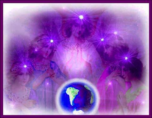 jerarquia angelical gran hermandad blanca