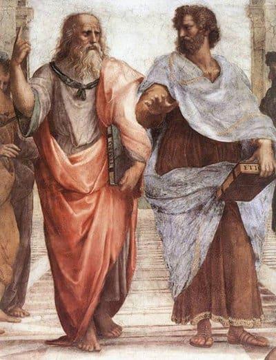 Platon y Aristoteles-FD1