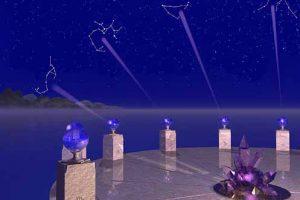 Cristales Atlantes, por Ellie Cristal