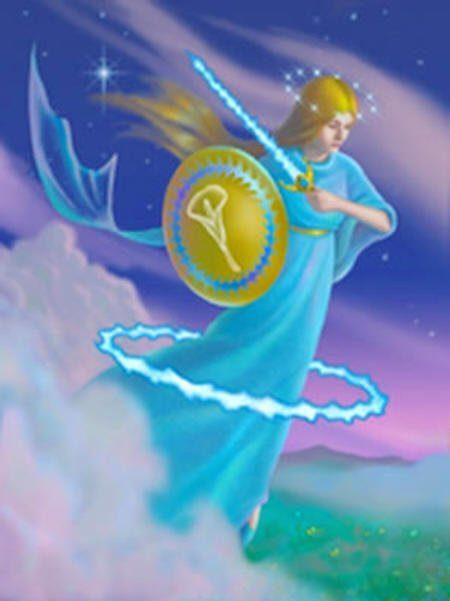 Arcangel Claridad LAS LLAVES TONALES DE LAS JERARQUÍAS ESPIRITUALES