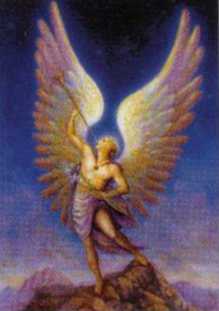 Arcangel Gabriel 023 LAS LLAVES TONALES DE LAS JERARQUÍAS ESPIRITUALES