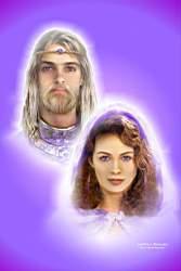 Lord Saithru y Mercedes LAS LLAVES TONALES DE LAS JERARQUÍAS ESPIRITUALES