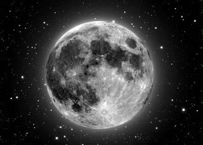 Luna y estrellas Las fases lunares