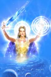 Diosa Astrea