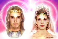 Maestro Victoria y Lady Rowena