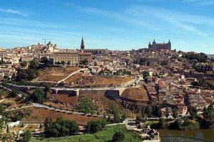 Meditación en Toledo el dia 21 de junio de 2008, para recibir el solsticio de verano, por la paz y la unión de las religiones