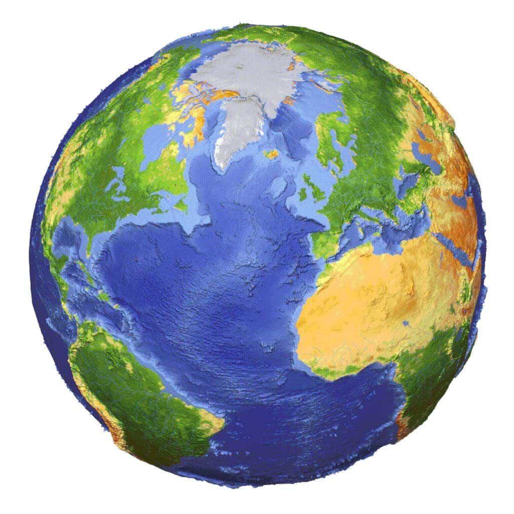Earth 3 D