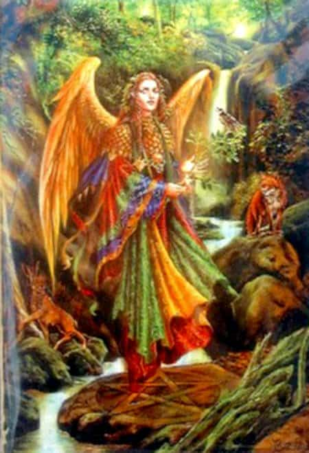 Arcangel Uriel 022