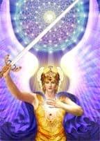 Archangel Michael Sm
