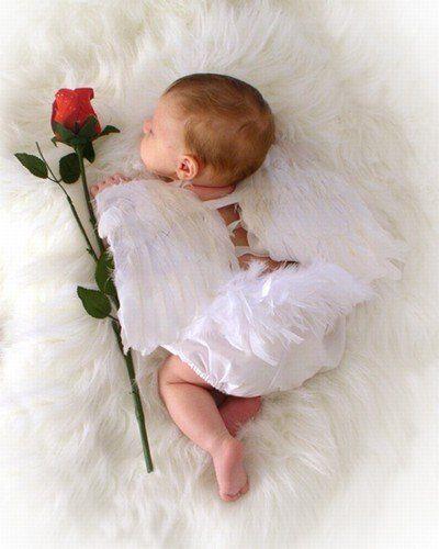 Angel recien nacido
