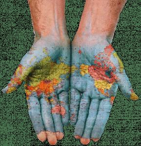 Hands World Sm