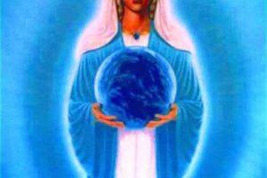 Dejen Que La Alegría Sea Su Guía – María a través de Pamela Kribbe