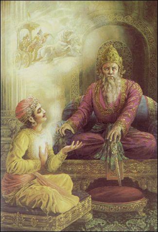 Bhagavad Gita - sanjay