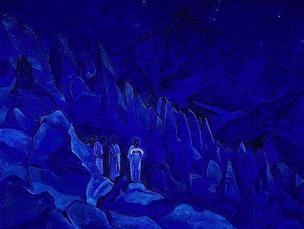 ROERICH - El alumbramiento de la oscuridad