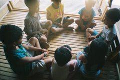 Niños - ORANDO
