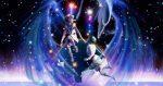 el mensajero lunar luna llena de piscis por cyrille y ludger philips