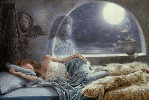 Sueños - Viajes Astrales