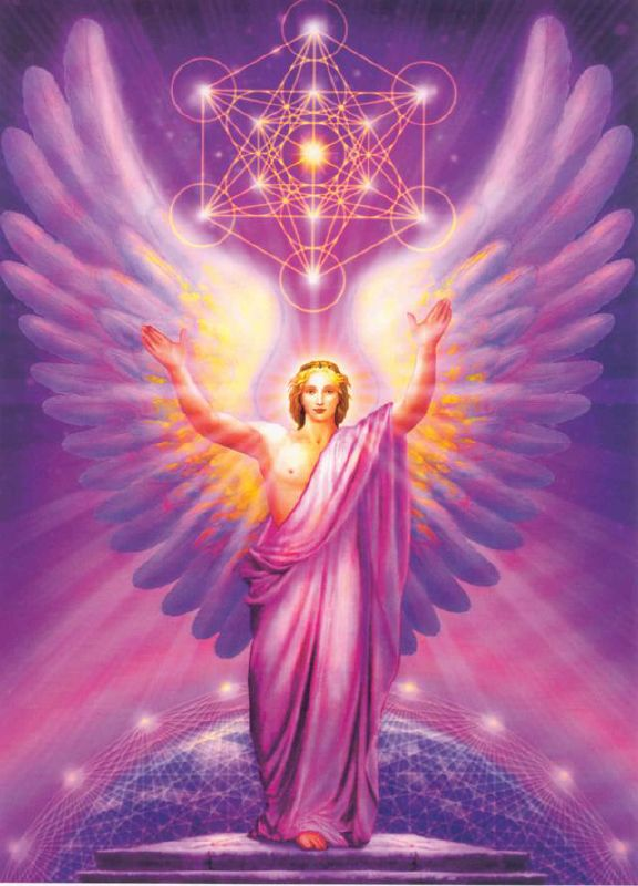 Archangel Metatron Full