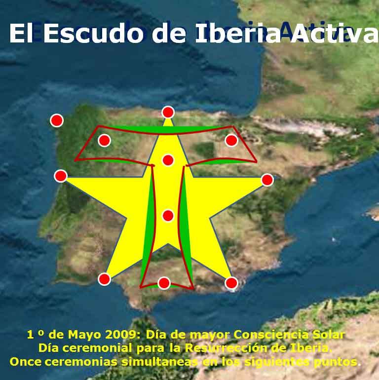 Iberia Activa Ceremonial 1 mayo 2009