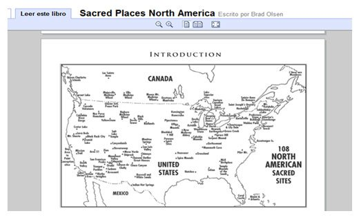 Sacred Places USA - Lugares Sagrados EEUU