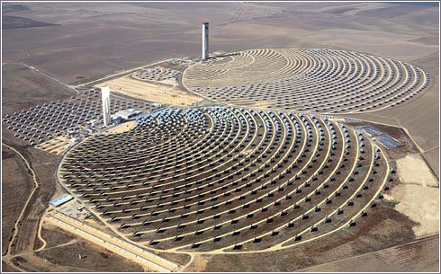 Solar San Lucar Abengoa