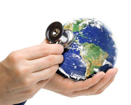 Comprobando la salud de la Tierra