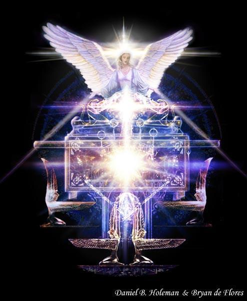 El Angel del Arca Los Chakras de la TIERRA GAIA