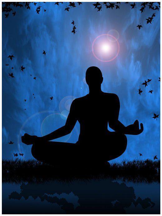 Meditaci n nocturna 852 hz Música e imágenes a la frecuencia de 852 Hz para meditación y la curación espiritual