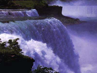 Cataratas del Niagara La llave de Oro, por Emmet Fox