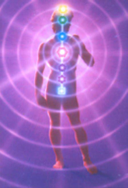 Los chakras en el david 02 El uso de la energía sexual por el Arcángel Gabriel