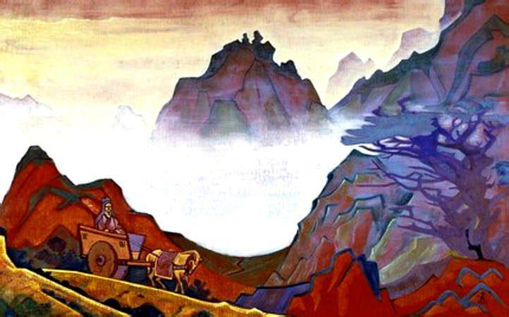 ROERICH - Confucio