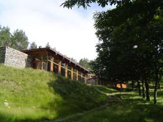 Centro de Educación Ambiental As Corcerizas