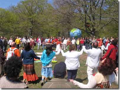 Danza del alma La Danza del Alma/Danzas de Paz Universal en Monserrat