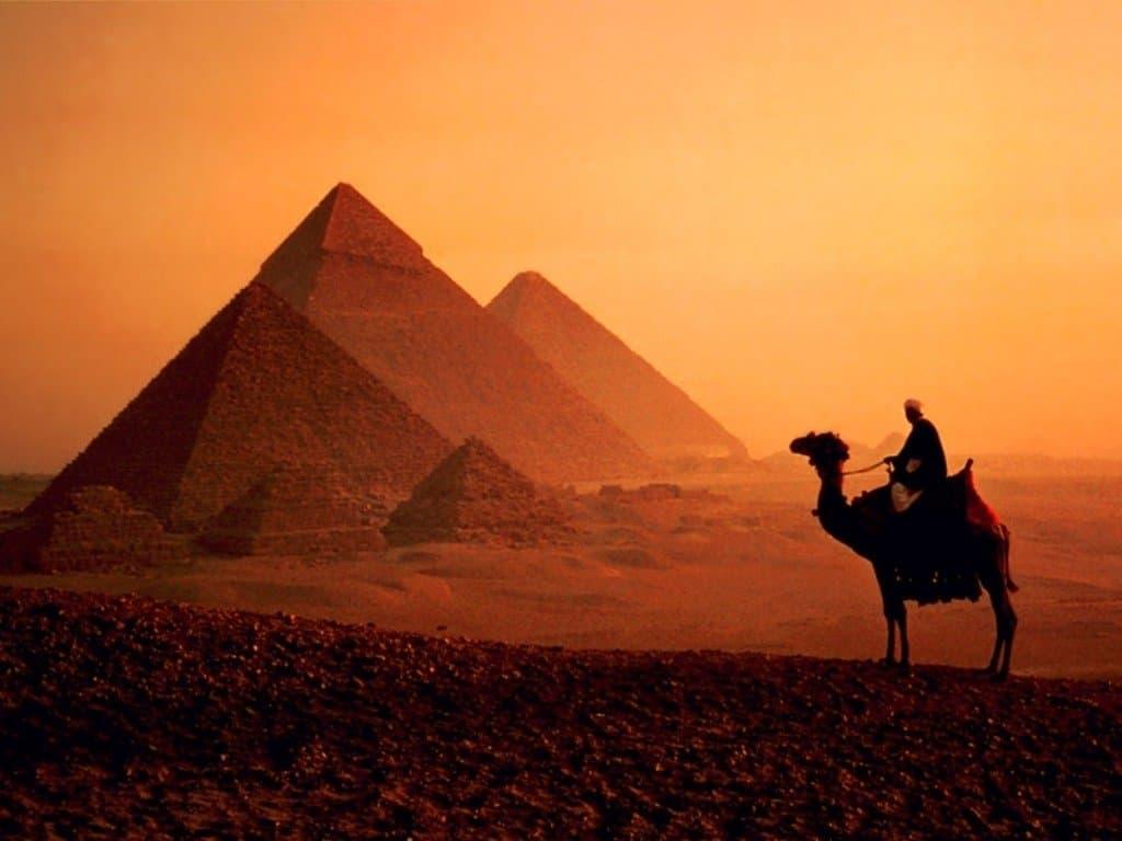 Egipto - Las Piramides
