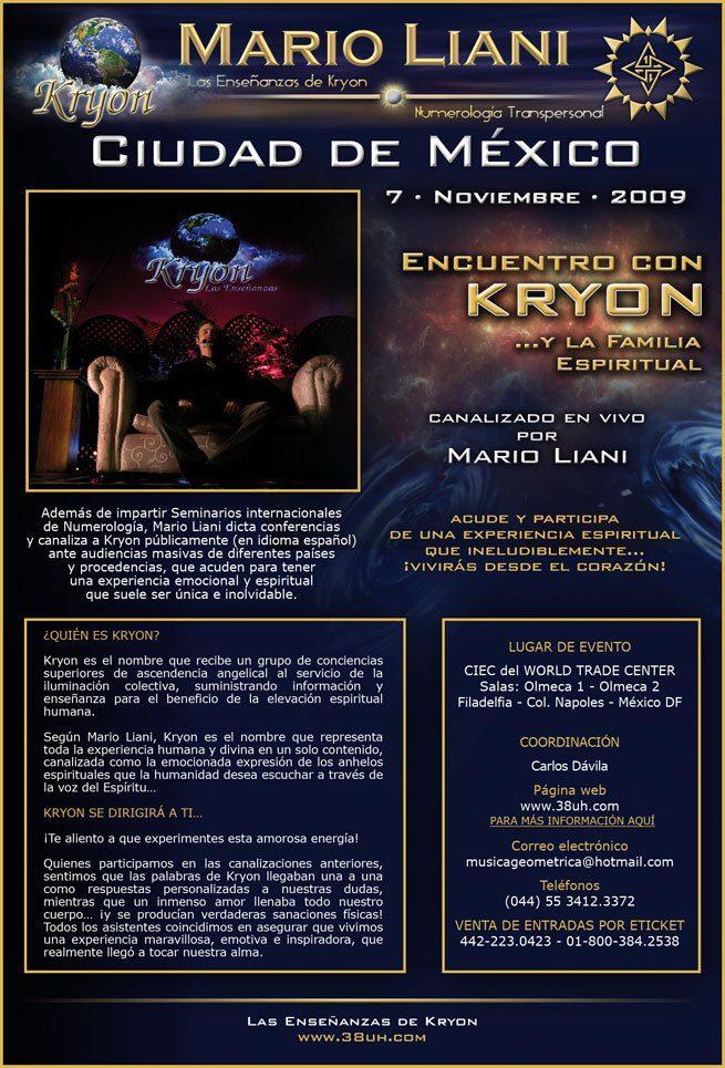Evento Kryon Mexico