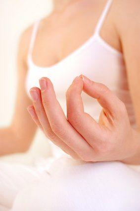 Mudra Generico para Meditación