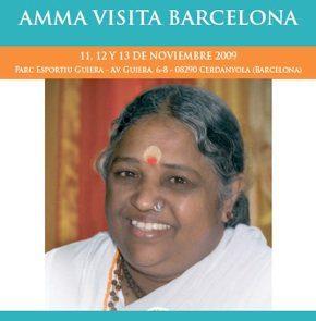 Amma en Barcelona