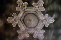 Cristal de Agua GRACIAS