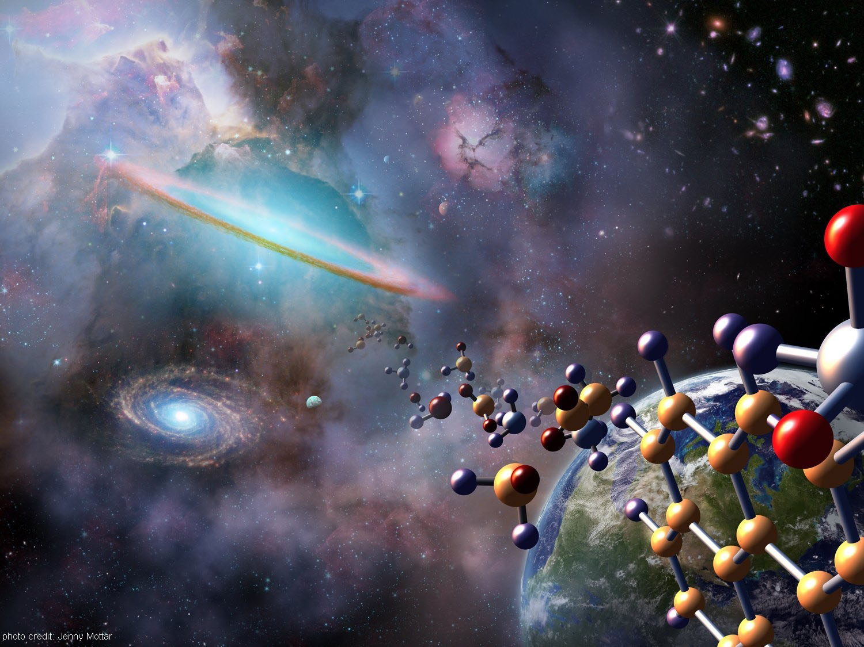 Moleculas Y- El Espacio