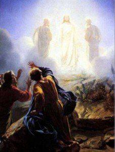 Transfiguraci N 227x300 Los Misterios Luminosos por Juan Pablo II.