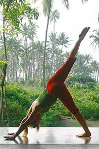 Estiramiento Yoga 001