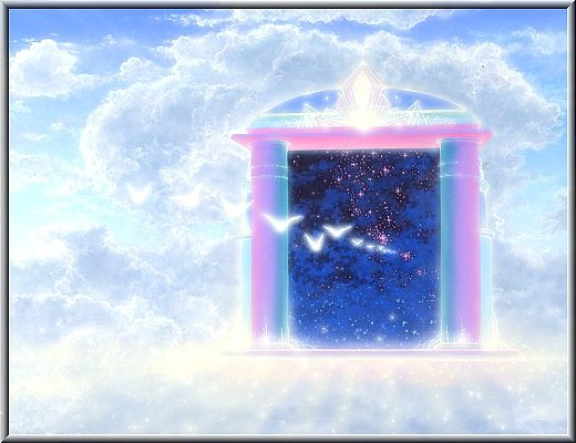 Portal dimensional de nubes