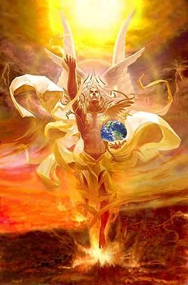 GAIA - Angel de la Ascensión