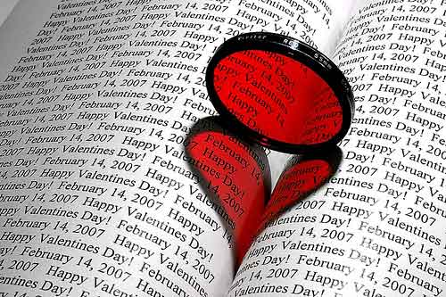 Carta De Amor San Valentin