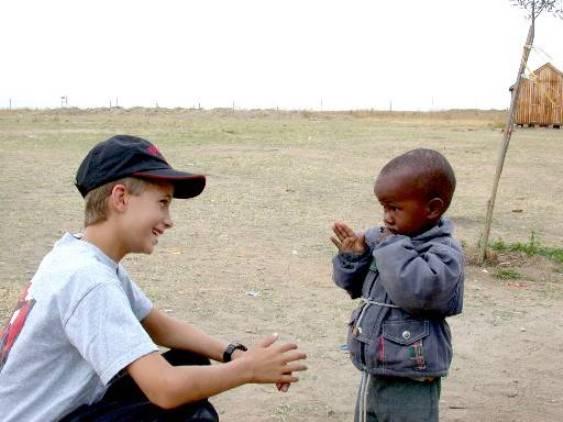 Ryan In Africa