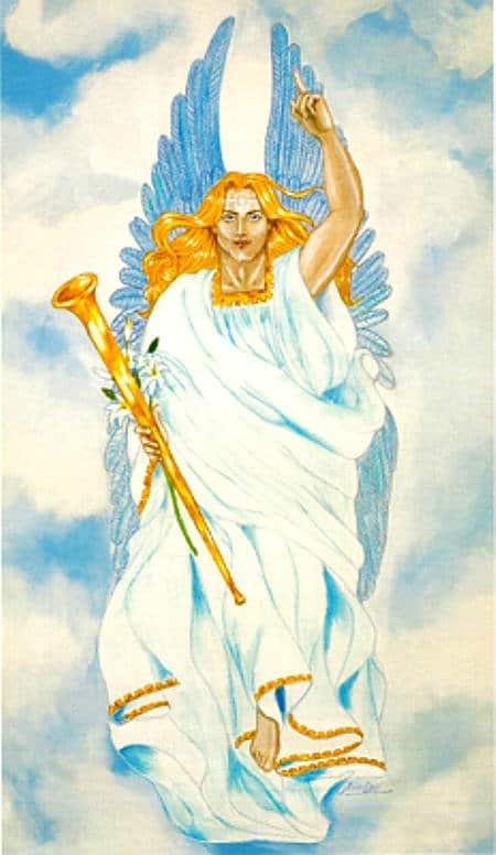 Arcangel Gabriel 020