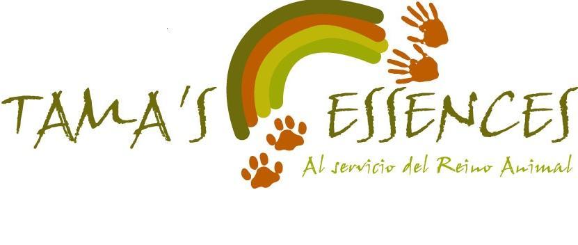 Logo Animales Curso de Masaje Terapeutico Healing Touch y Aceites esenciales para animales